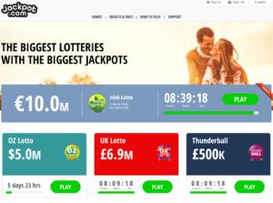 Jackpot.com Website