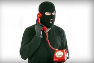 Lottery Phone Scam