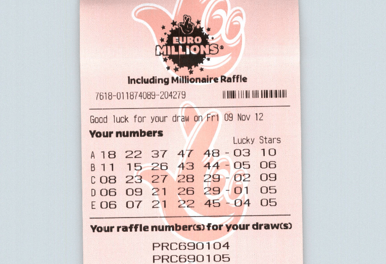 lotto ticket scan options