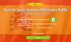LottoKings Millionaire Raffles