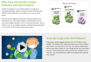 Wintrillions Info