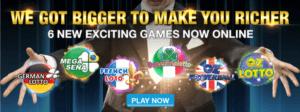 OneLotto Games