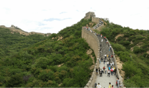 Lotteyr History Great Wall of China