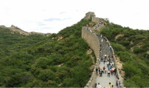 Lotteyr History Great Wall of China