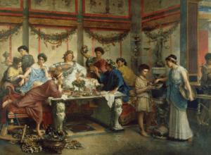 Lottery History Roman Empire