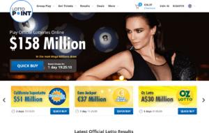 LottoPoint Website