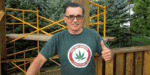 Robert Erb pledged $1,000,000 to support marijuana legalization