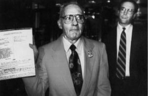 tragic lottery winners - William Post III