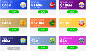 Why its better to play lottery online international games