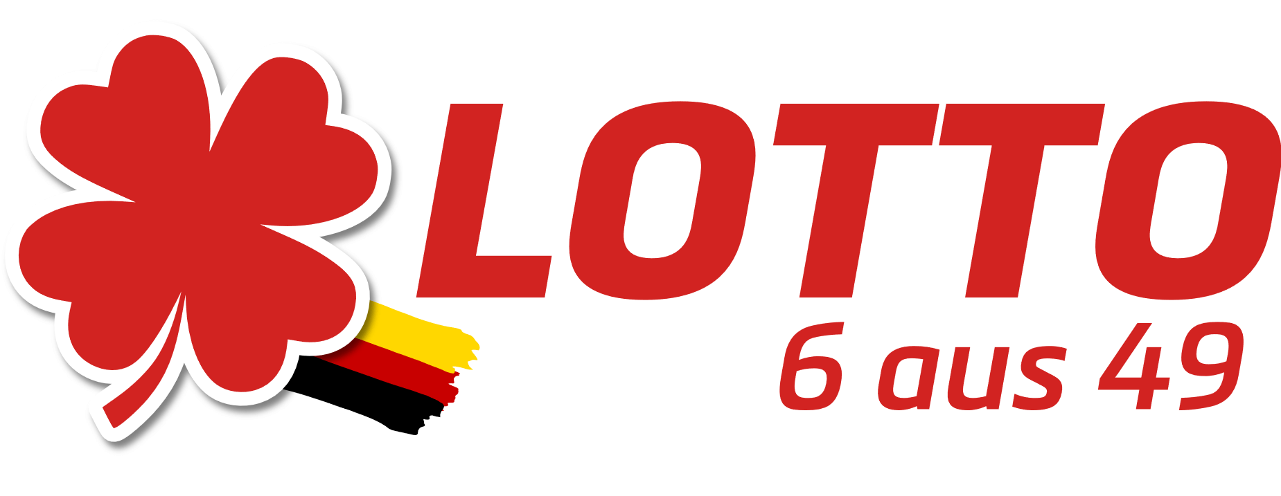 Lotto 6 aus 49 Logo