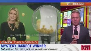 Oz Lotto Mystery Winner