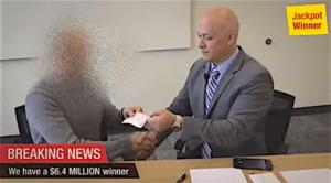Iraqi Oregon Megabucks winner