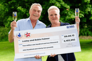 UK Lotto winners