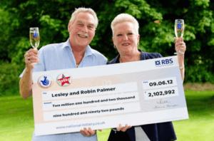 UK Lotto winners