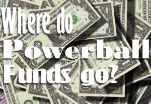 Where do us powerball funds go?