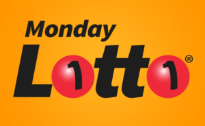 Australia Monday Lotto Logo