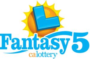 California Fantasy 5 Logo