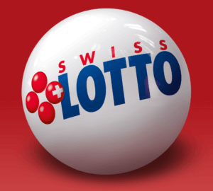 Swiss Lotto Logo red