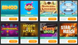 Lotto247 Instant Win Games