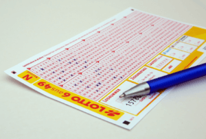 Lottery example