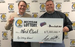 Mark Clark 4M Winner