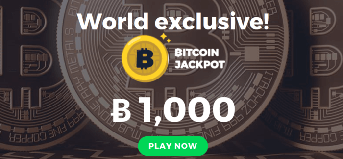 MultiLotto Bitcoin Jackpot