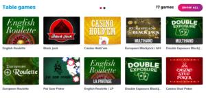 MultiLotto Casino Games