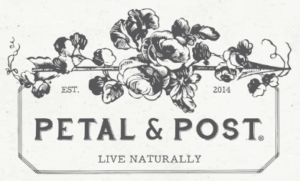 Petal & Post Logo