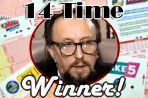 Stefan Mandel 14 Time Lottery Winner