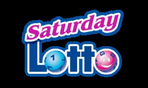 Australia Saturday Lotto logo