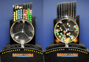 Gravity Pick Lottery Machine