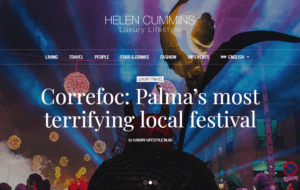 Helen Cummins' Luxury Lifestyle