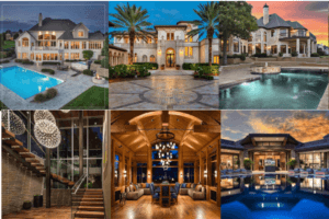 Homes of the Rich