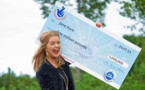 Jane Park - - The Youngest Lottery Winners