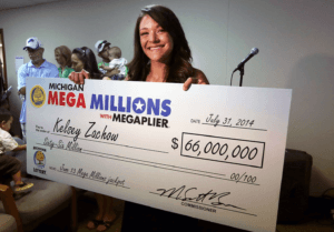 Kelsey Zachow - The Youngest Lottery Winners