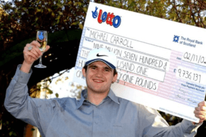 Michael Carroll - The Youngest Lottery Winners