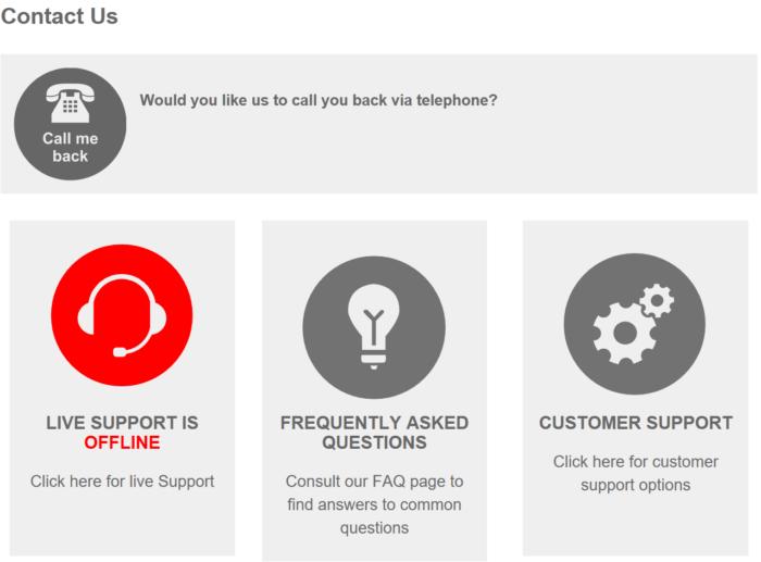 PlayHugeLottos Customer Support