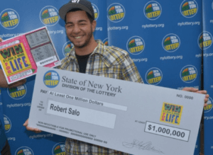 Robert Salo - The Youngest Lottery Winners