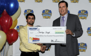 Sandeep Singh - The Youngest Lottery Winners