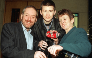 Stuart Donnelly - The Youngest Lottery Winners