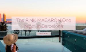 The Pink Macaron