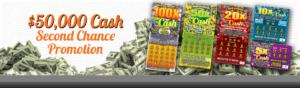 Florida Lottery Second Chance