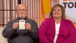 Powerball Lottery Winners John and Lisa Robinson