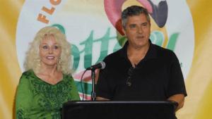 Powerball Lottery Winners Maureen Smith and David Kaltschmidt