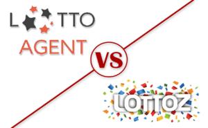 Lotto Agent vs Lottoz