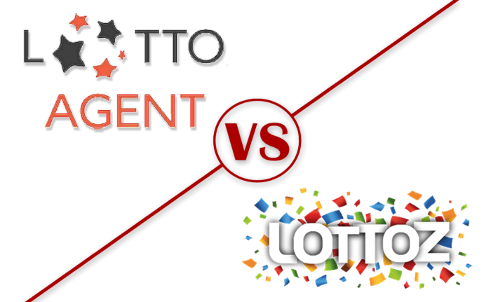 Lotto Agent vs Lottoz