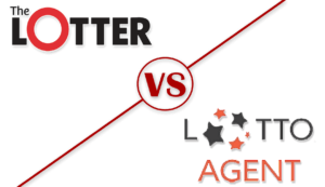 theLotter vs Lotto Agent Ultimate Battle