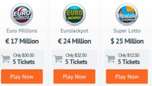 WinTrillions vs LottoKings Lottokings bonuses