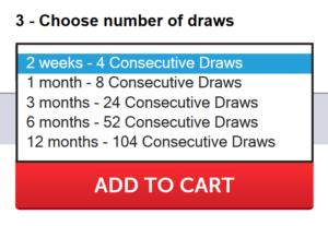 WinTrillions vs LottoKings WinTrillions prices