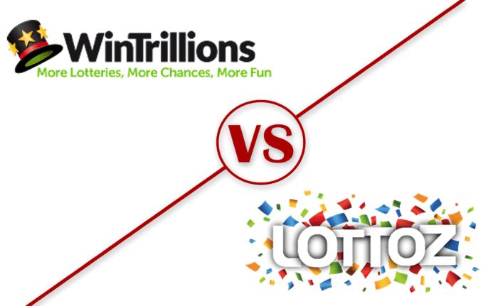 WinTrillions vs Lottoz